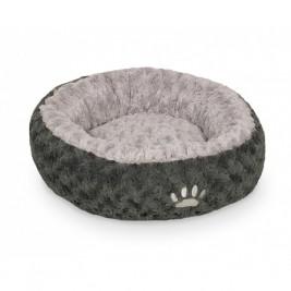 Nobby Seoli pelíšek šedý donut 45cm