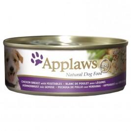 Applaws Dog konz. kuře a zelenina 156 g