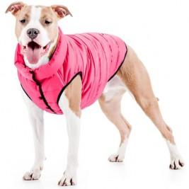 AIRY VEST ONE bunda růžová L65