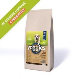 Yoggies Kozí maso a zelenina 15 kg