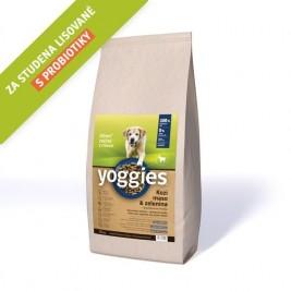 Yoggies Kozí maso a zelenina 20 kg