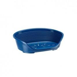Pelech plast SIESTA DLX 4 modrý 61,5x45x21,5cm FP 1ks