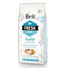 Brit Dog Fresh Fish & Pumpkin Adult Large 12kg