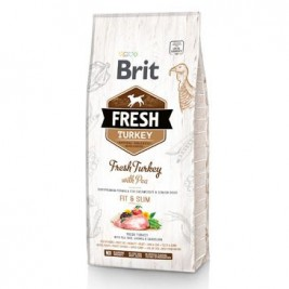 Brit Dog Fresh Turkey & Pea Light Fit & Slim 2,5kg