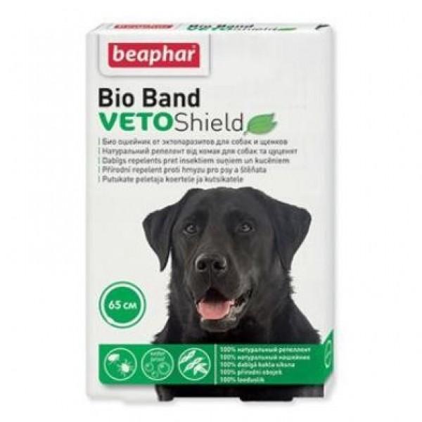 Beaphar Obojek antipar. pes Bio Band Plus 65cm 1ks