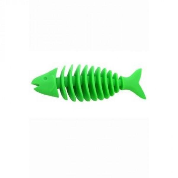 Hračka pes Rybka Dentální plovací malá 14 cm SP