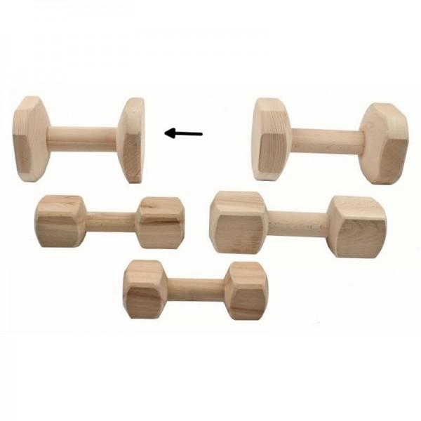 Aport tréninkový dřevo  B&F 650 g