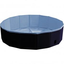 Nobby bazén pro psa skládací modrý 120x30cm