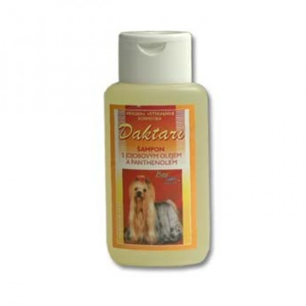 Šampon Bea Daktari  s jojobou a panthen. pes 220ml