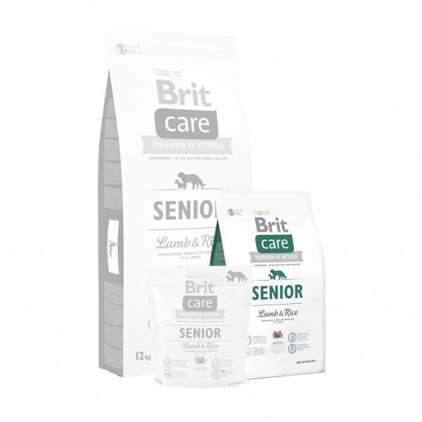 Brit Care Senior Lamb & Rice 3 kg
