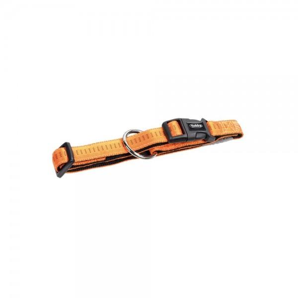 Nobby SOFT GRIP obojek 25-35cm / 15mm oranžová