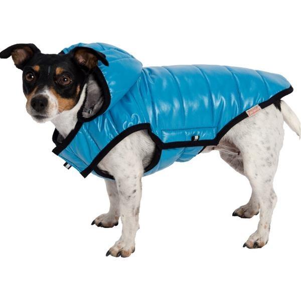 Samohýl Exclusive Vesta pro psa DIANA LUX tyrkysová 24 cm