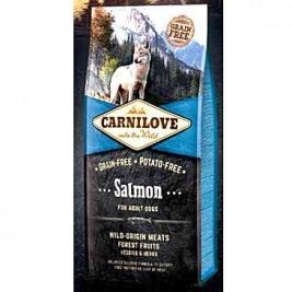 Carnilove Dog Salmon for Adult  NEW 12kg