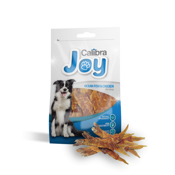 Calibra Dog Joy Ocean Fish & Chicken 80 g
