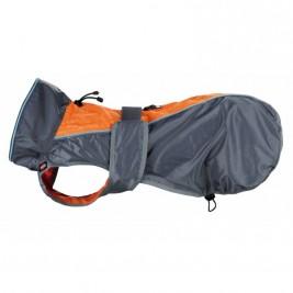 Pláštěnka SOLID XS 30 cm šedo/oranžová