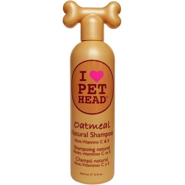 Pet Head šampon dog Oatmeal - přírodní 354 ml