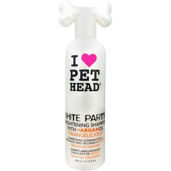 Pet Head šampon dog White Party 354 ml