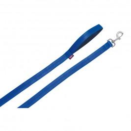 Nobby SOFT GRIP vodítko nylon 180cm / 10mm modrá