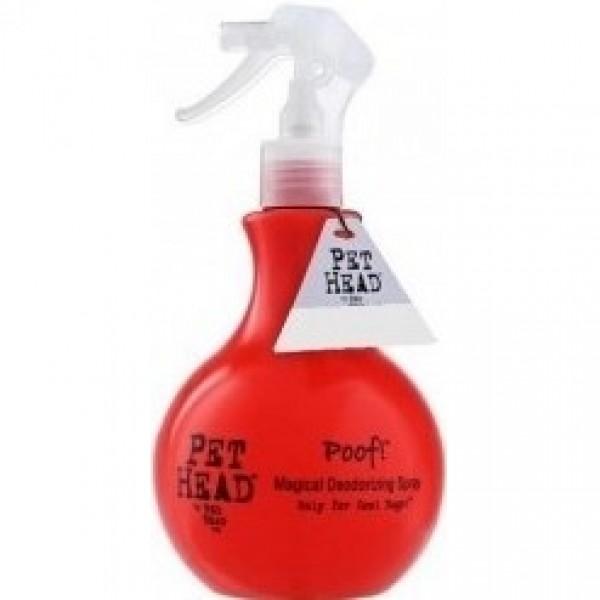 Pet Head deodorant dog Poof spr 450 ml new