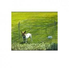 Ohrádka kovová pro psa Dog Park 1