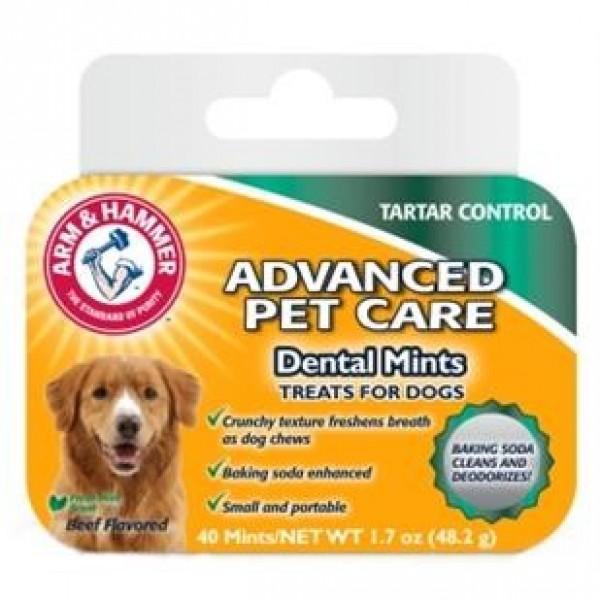 Dentální tablety proti zub.kameni DOG Arm&Hammer 1 ks (40 tbl)