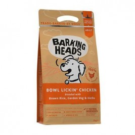BARKING HEADS Bowl Lickin' Chicken 2kg