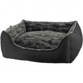 Nobby DIAN obdelníkový pelíšek tmavě šedý 100x80x25cm