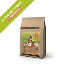 Yoggies Active kachna a zvěřina 5 kg