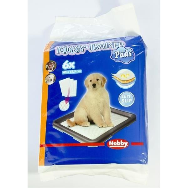 WC Puppy - podložky do WC Nobby 62,5 x 48 cm