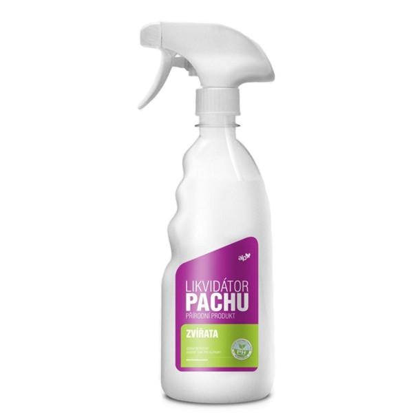 Likvidátor pachu ALP - Zvířata - Vanilka 500 ml spray