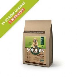 Yoggies Jehněčí a bílá ryba 5 kg