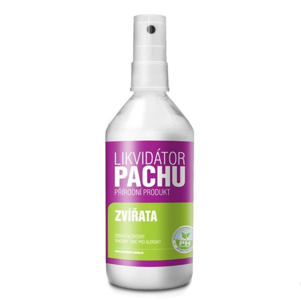 Likvidátor pachu ALP - Zvířata - Borovice 215 ml spray