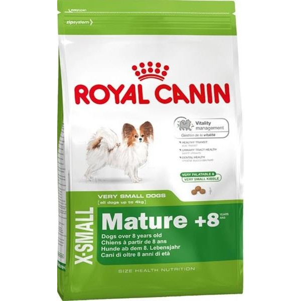 Royal Canin - Canine X-Small Adult +8 500 g