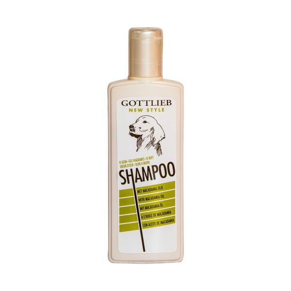 Gottlieb šampon s nork. olejem Vaječný 300ml pes
