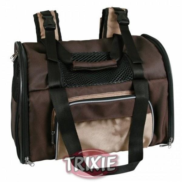 Tbag nylonový batoh DeLuxe SHIVA 41x30x21 cm max. do 8 kg
