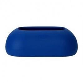 Miska guma ovál - modrá Kruuse 1 l