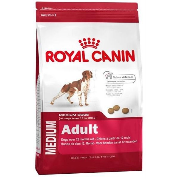 Royal Canin - Canine Medium Adult 15 kg