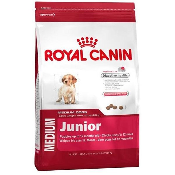 Royal Canin - Canine Medium Junior 1 kg