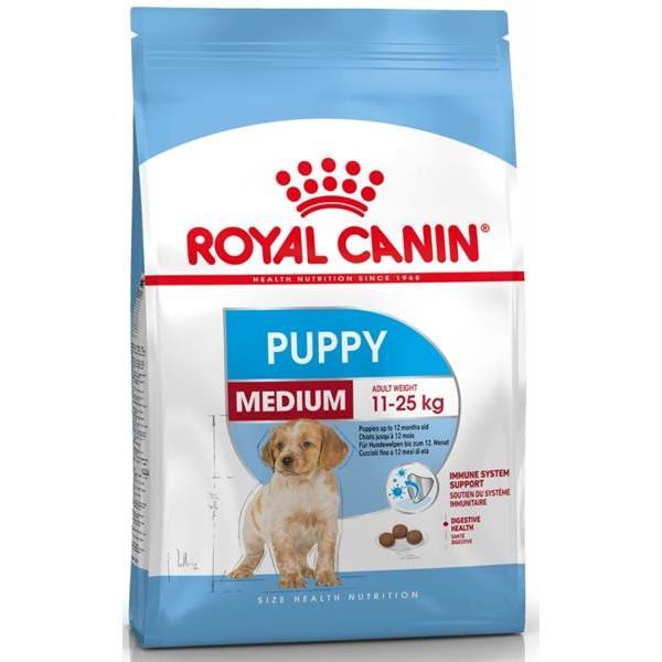 Royal Canin - Canine Medium Junior 15 kg