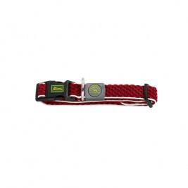 Obojek Hilo červený L 3,2x40-60cm Hunter