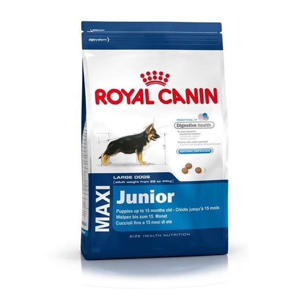 Royal Canin - Canine Maxi Junior 4 kg