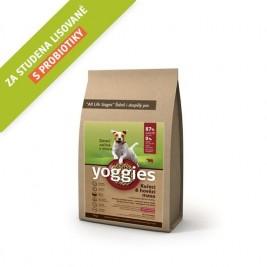 Yoggies Kuřecí a hovězí maso 5 kg