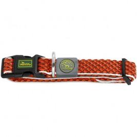 Obojek Hilo oranžový M 2,5x33-50cm Hunter