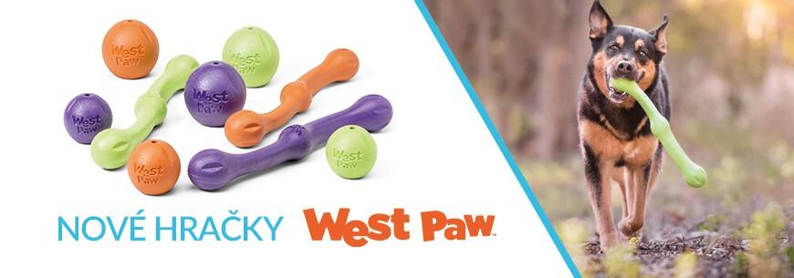 West Paw - super hračky